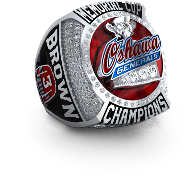 The championship ring